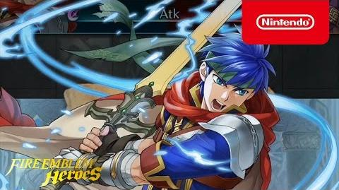 Fire Emblem Heroes - New Heroes (World of Radiance)