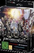 Caja europea de Fire Emblem Fates Limited Edition
