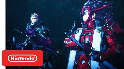 Fire Emblem Warriors - Game Trailer - Gamescom 2017