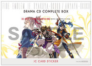 Fates Drama CD sticker 1