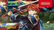 Fire Emblem Heroes - Legendary Hero (Eliwood Blazing Knight)