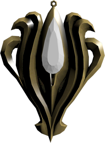 File:Azura Pendant Title Screen Model.png