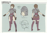 Echoes Pegasus Knight Concept