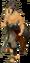 FE10 Volug Wolf Sprite (Untransformed)