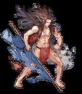 Ryoma Samurai at Ease Damaged