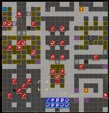 6- Underground Chamber Grid Layout