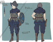 Fates Soldier Male Concept