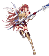 Resplendent Cordelia Fight