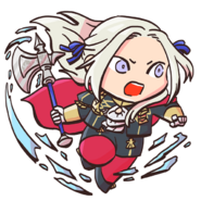 Edelgard of black eagles pop04