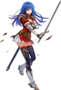 Caeda Damaged