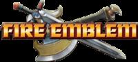 Logo Fire Emblem Blazing Sword