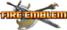 Logo Fire Emblem Blazing Sword