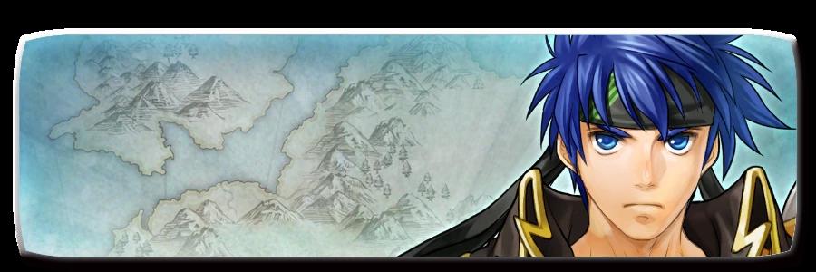 Banner Ike (Brave Heroes)