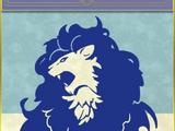 Lions de saphir