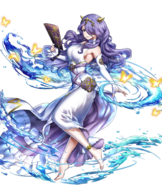 Camilla Flower of Fantasy Skill
