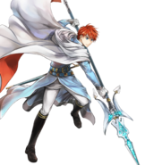 Brave Eliwood Fight