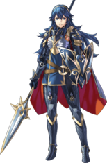 Brave Heroes Lucina