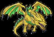 Heroes Myrrh Dragon Sprite