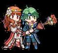 Alm Lovebird Duo Heroes sprite