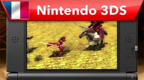 Fire Emblem Awakening - Bande-annonce de lancement web (Nintendo 3DS)