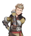 Owain Portrait Warriors