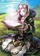 Female My Unit Fire Emblem Cipher