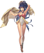 Tana (Summer's Arrival) Heroes
