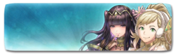 Banner Bride Tharja and Hare Sharena CC