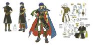 FE9 Ike Movie Concept Art