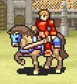 Kent as a Cavalier