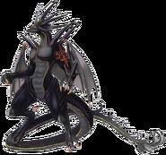 Black Dragon art