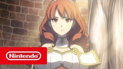 Fire Emblem Echoes Shadows of Valentia – Tráiler presentación (Nintendo 3DS)