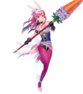 Marisa Crimson Rabbit Fight