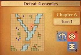 Conquest C6 Map