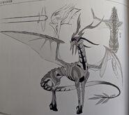 Corrin Dragon Form