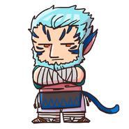 Mordecai kindhearted tiger pop01