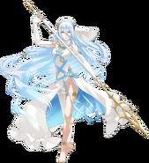Artwork oficial Azura - Fire Emblem Fates