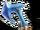 Scissor Axe
