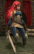 FE13 Mercenary (Cordelia)