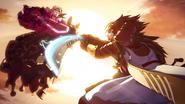 Xander vs Ryoma Cutscene Still