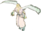 FE10 Reyson Heron (Untransformed) Sprite
