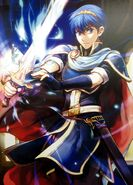 Marth Fire Emblem Cipher
