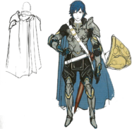 Chrom Great Lord Concept Art