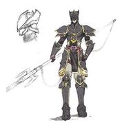 Wyvern Lord concept PoR