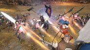 Caeda Wing Spear Wariors