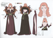 FE3H Concept Art Cornelia