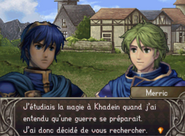 Merric Shadow Dragon