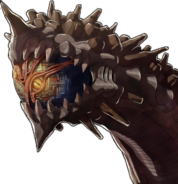 Retrato Anankos dragón FE14