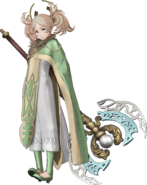 Warriors Sage Lissa