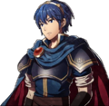 Marth Fates Portrait